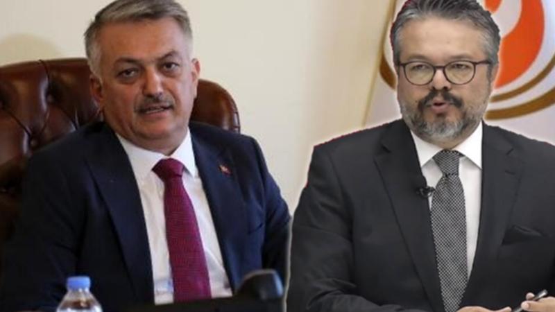Yiyorsa... Valiye sor! Antalya'da düzenlenen basın toplantısı gazetecileri birbirine düşürdü