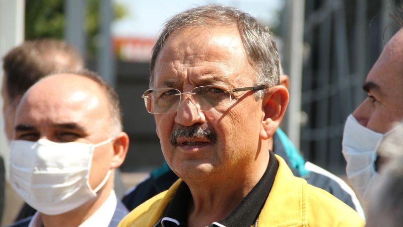 AKP'li Mehmet Özhaseki koronavirüse yakalandı
