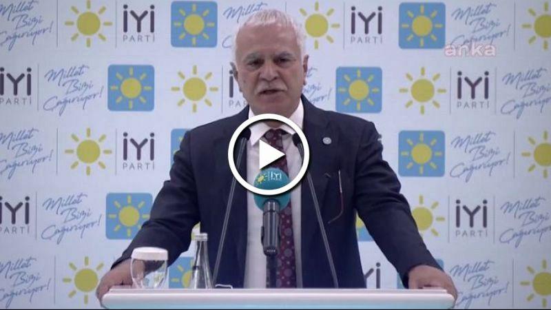 İYİ Parti'li Aydın'dan Bahçeli'ye açılım eleştirisi