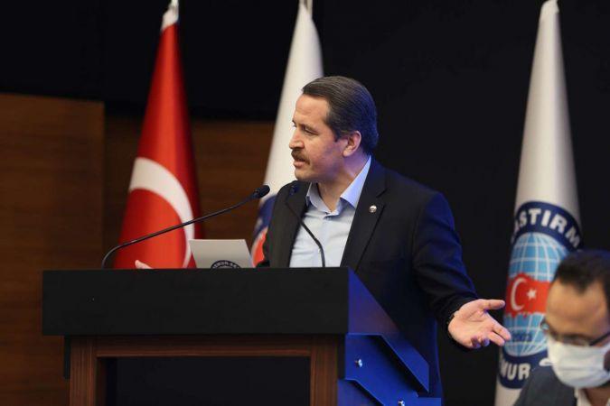 Memur-Sen Genel Başkanı Yalçın, TCDD'nin şirkete dönüştürülmek istenmesine tepki gösterdi
