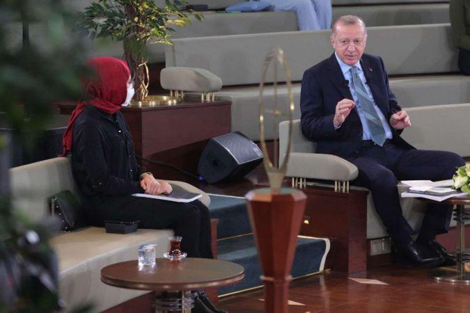 Cumhurbaşkanı Erdoğan Türkiye'nin İstanbul Sözleşmesi'nden çekilmesini değerlendirdi