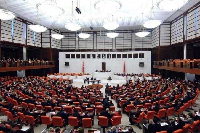 10 milletvekiline ait dokunulmazlık fezlekeleri Meclise sunuldu
