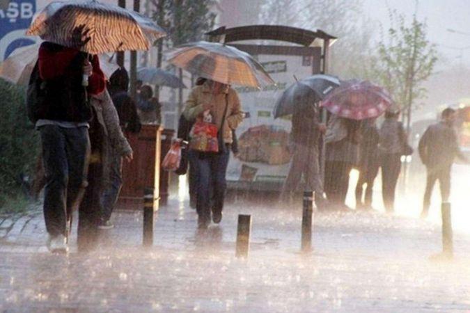 Türkiye bahar yağmurlarının etkisi altında