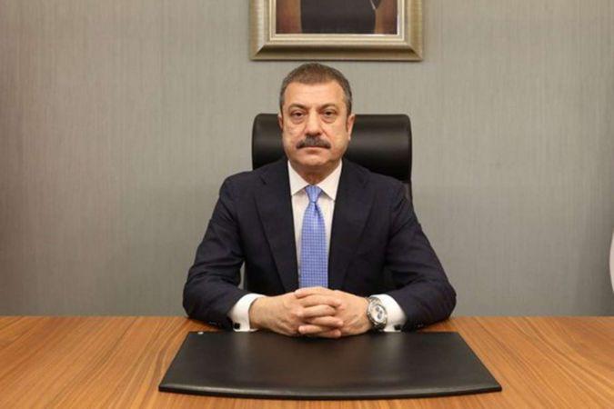 """Merkez Bankası Başkanı Kavcıoğlu'ndan """"128 milyar dolar"""" açıklaması"""