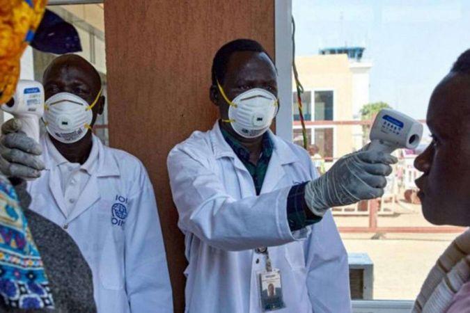 Afrika'da Coronavirus vaka sayısı 4 milyon 436 bini aştı
