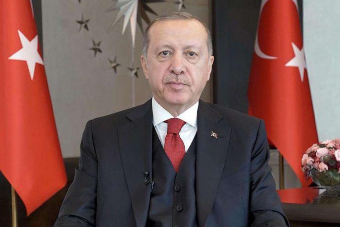 Cumhurbaşkanı Erdoğan dünya liderlerinin Ramazan ayını tebrik etti