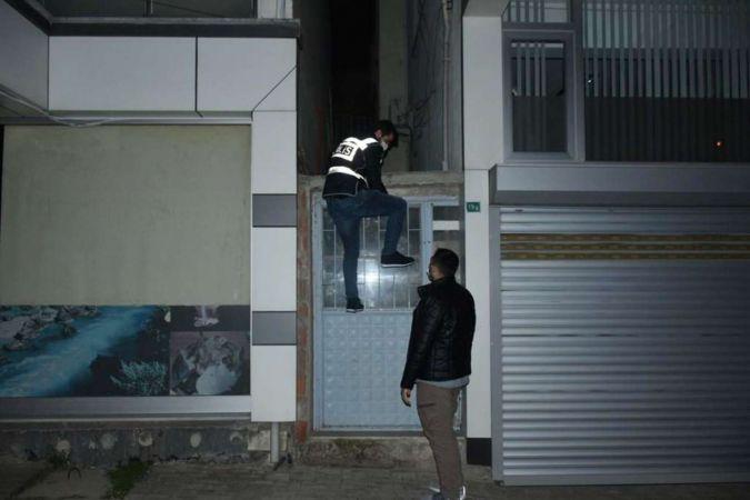 Türkiye geneli asayiş uygulamasında aranan 634 şahıs yakalandı