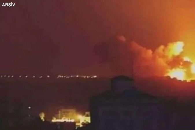 İşgalci ABD'nin Irak'taki askeri üssüne roketli saldırı