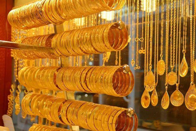Altının gram fiyatı 467 lira seviyesinden işlem görüyor