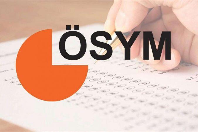 MSÜ sınav sonuçları ve cevap kâğıtları erişime açıldı