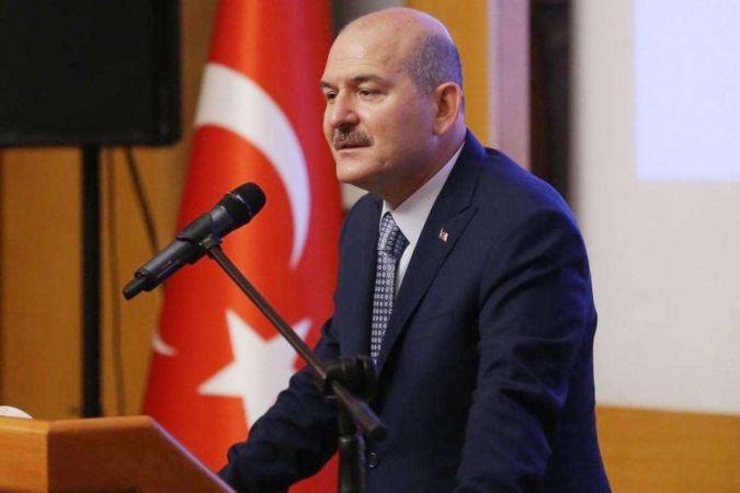 Süleyman Soylu: İstanbul Sözleşmesi'nin olmadığı dönem kadın cinayetleri yüzde 26 azaldı