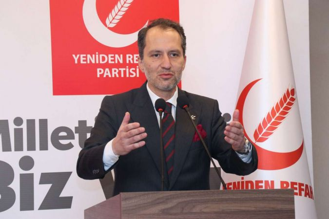 Erbakan'dan CHP'li Engin Altay'a tepki: Bu hastalıklı bir anlayış