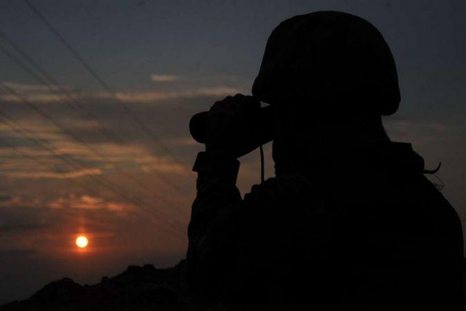 Bir PKK mensubu ikna yoluyla teslim oldu