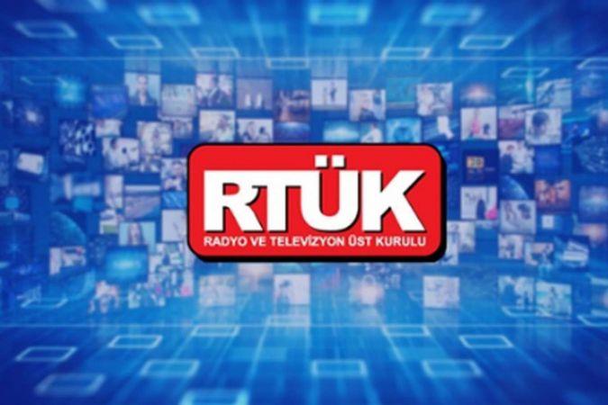 """RTÜK'ten TV'lere """"tam kapanma"""" uyarısı"""