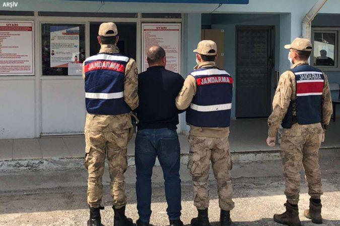 Türkiye'ye geçmeye çalışan 7 kişi yakalandı