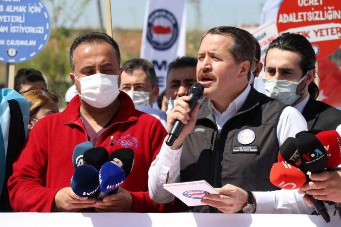"""Memur-Sen'den """"1 Mayıs"""" açıklaması"""