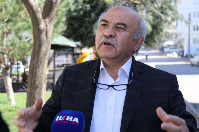 Ankara Sivil Toplum Platformu Başkanı Kır: Filistin için çözüm kıyamdır