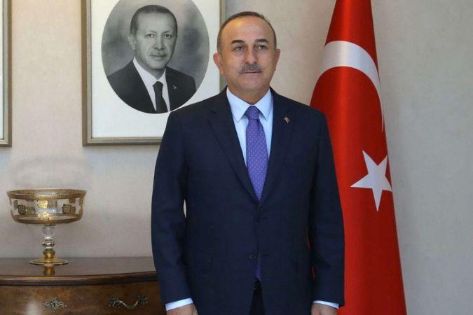 """Bakan Çavuşoğlu: """"Filistin'e her türlü desteği vermeye hazırız"""""""