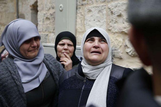 """BM: Filistinlilerin evlerinden zorla tahliye edilmesi """"savaş suçu""""dur"""