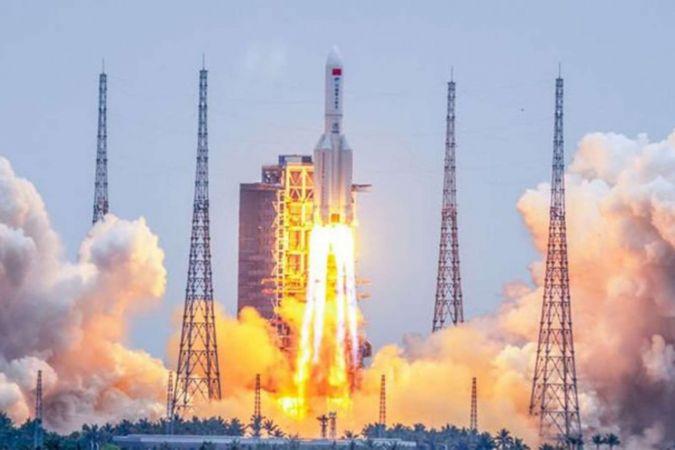 Çin'in merak edilen roketinin nereye düştüğü belirlendi
