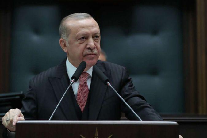 """Cumhurbaşkanı Erdoğan'dan """"Avrupa Günü"""" mesajı"""