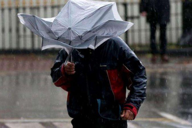 Meteorolojiden bazı bölgelere kuvvetli rüzgar uyarısı