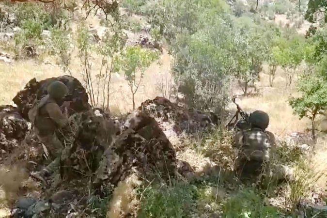 Pençe-Yıldırım operasyonunda 5 PKK mensubu öldürüldü