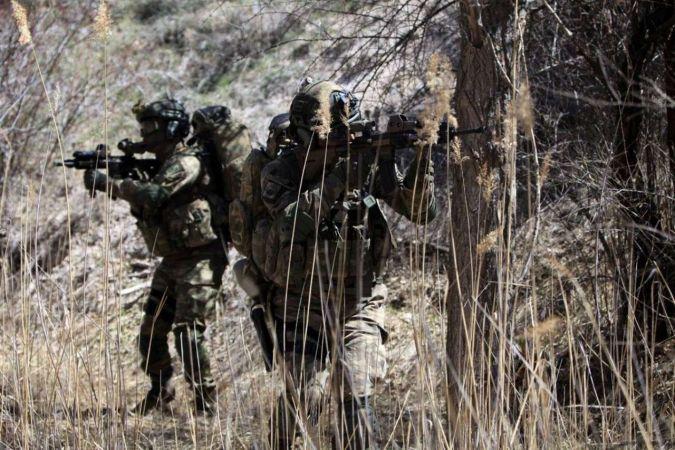 MSB: Irak'ın kuzeyinde bugün öldürülen PKK mensubu sayısı 16'ya yükseldi