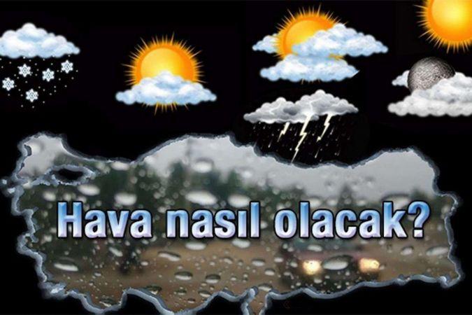 Bayram boyunca hava durumu nasıl olacak?