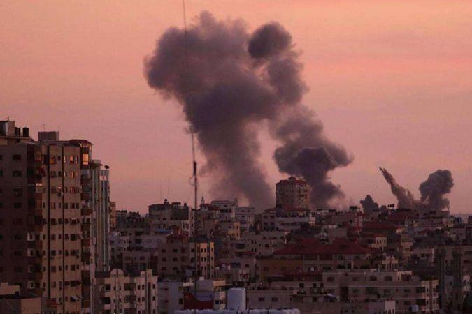 Batı medyası Filistin'deki saldırıları siyonistlerin bakışı açısıyla veriyor