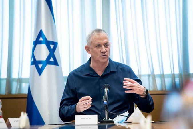 Siyonist işgal rejimi sözde Savunma Bakanı Gantz: Saldırılarımızı sürdüreceğiz