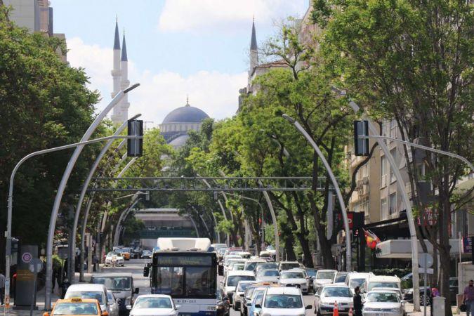 17 günlük tam kapanma sonrası Ankara'da hayat normale döndü