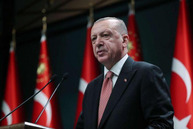 Cumhurbaşkanı Erdoğan, Kabine toplantısı sonrası önemli açıklamalarda bulundu