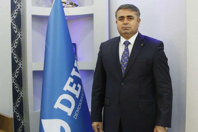 DEVA Partisi'nden Şanlıurfa'da artan intihar olayları ile ilgili açıklama