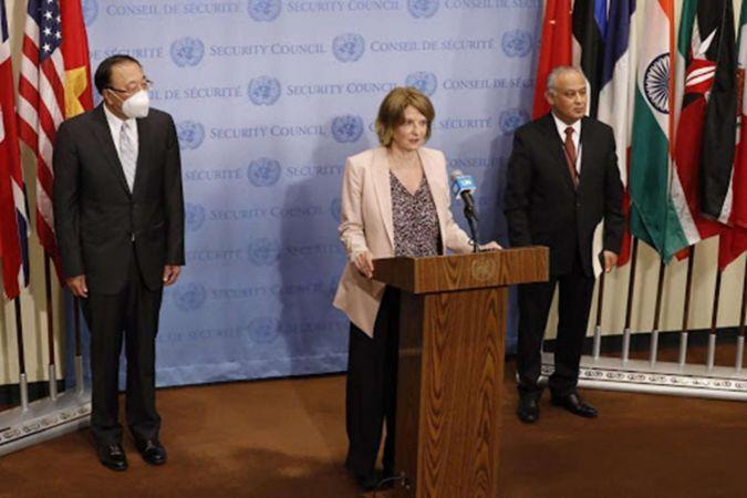 Çin, Tunus ve Norveç'ten Filistin'deki duruma ilişkin ortak açıklama