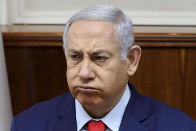 Terörist elebaşı Netanhayu: İsraile yaklaşık 4 bin roket atıldı
