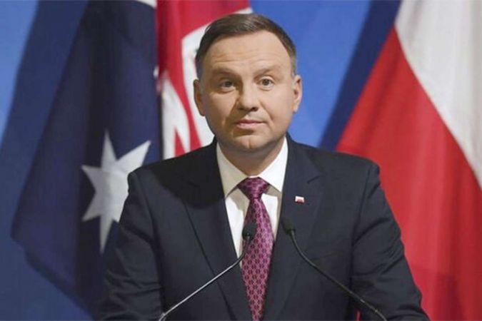 Polonya Cumhubaşkanı Duda Türkiye'ye geliyor