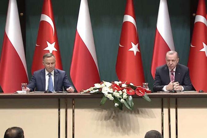 Cumhurbaşkanı Erdoğan: Türkiye ilk kez bir NATO ülkesine İHA satışı yapacak