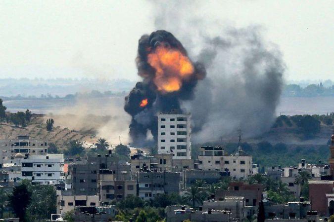 Filistin'de yaşananlar siyonist işgalciler için sonun başlangıcıdır