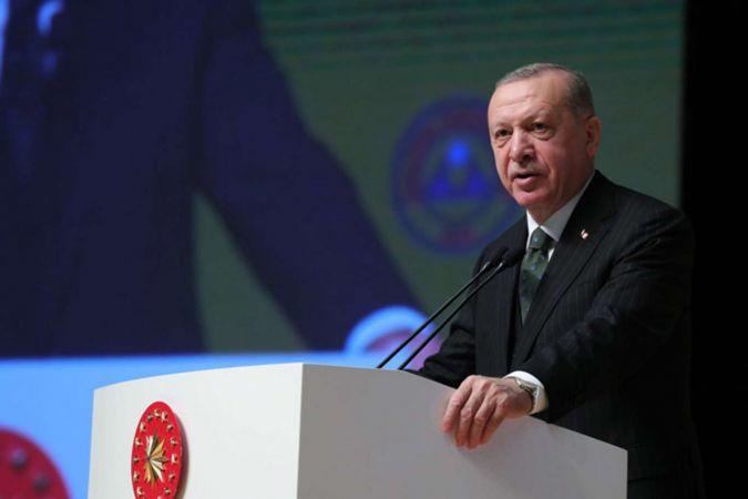 Cumhurbaşkanı Erdoğan: Mesele 'İslamofobi' değil İslam düşmanlığıdır