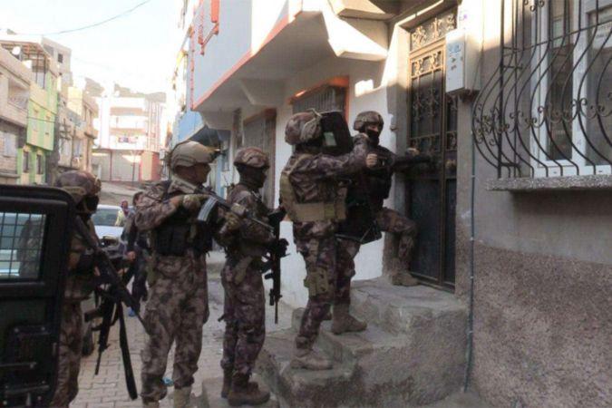 Ankara'da En-Nusra operasyonu: 7 gözaltı