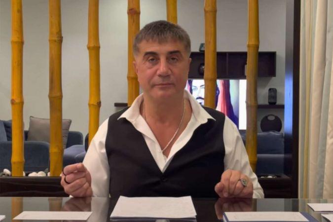 Ankara Cumhuriyet Başsavcılığından Peker hakkında yakalama emri