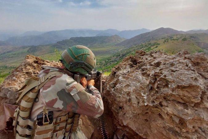 2 PKK mensubu öldürüldü