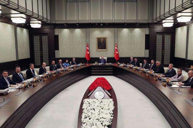Tüm gözler yarın toplanacak kritik Kabine toplantısında