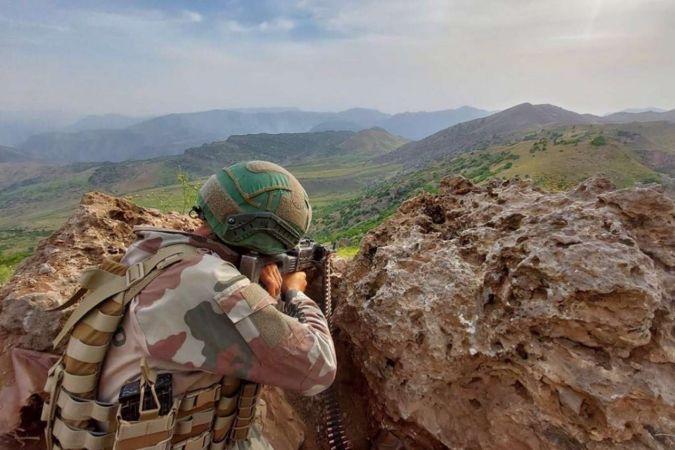 MSB'den 1 Ocak'tan bu yana öldürülen PKK mensuplarıyla ilgili açıklama