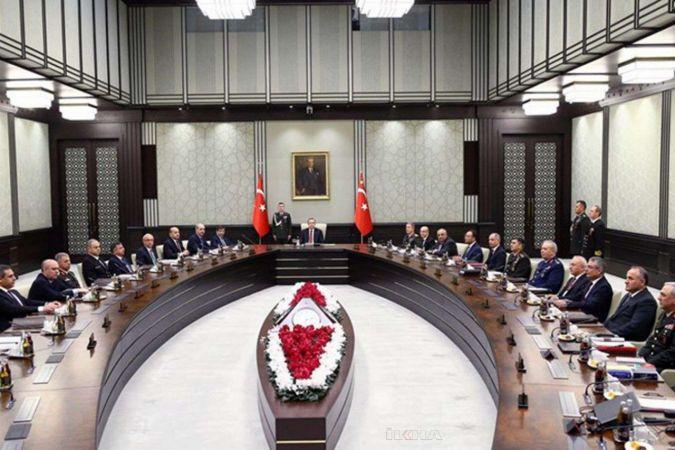 Milli Güvenlik Kurulu toplantısı bugün yapılacak