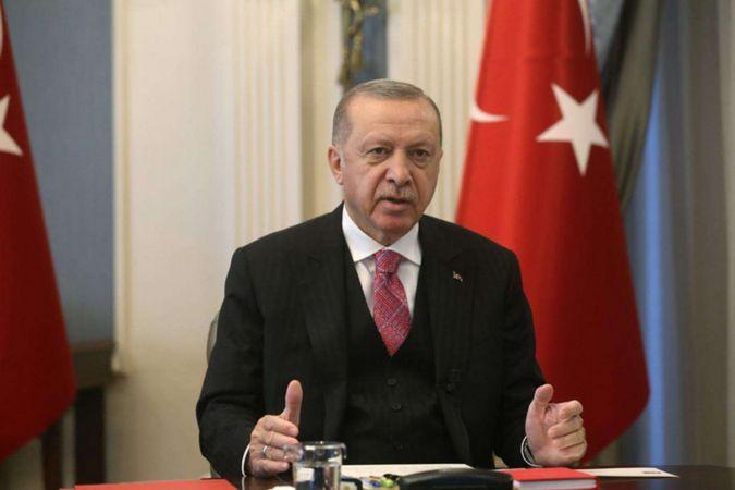 Cumhurbaşkanı Erdoğan: Cuma günü bir müjde açıklayacağız