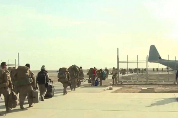 İşgalci ABD, Afganistan'dan askerlerinin üçte birini çekti
