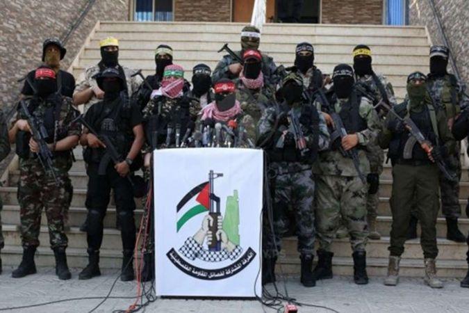 Filistin'deki direniş gruplarından işgalcilere karşı topyekün mukavemet çağrısı