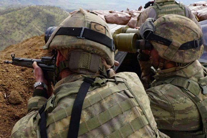 Suriye'de 3 PKK mensubu öldürüldü